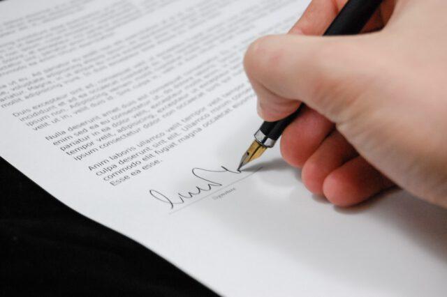 umowa służebności przesyłu